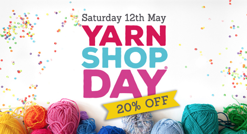 Yarn Shop Day 2018